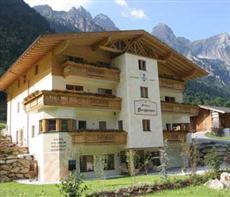 Alfaierhof Bergheimat Apartments Gschnitz