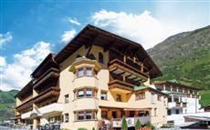 Alpenresidenz Ballunspitze Hotel Galtur