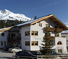 Apart Korona Pension Sankt Anton am Arlberg