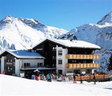 Burgwald Hotel Lech am Arlberg