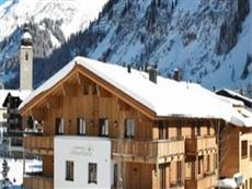 Chalet Anna Maria Apartments Lech am Arlberg