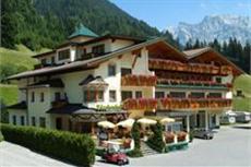Ferienanlage Hotel Garni Larchenhof Lermoos