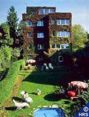 Gartenhotel Glanzing Vienna