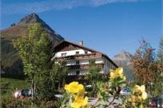 Hotel Alpenrose Galtur