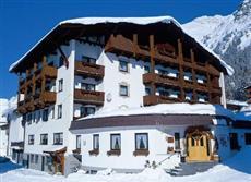 Hotel Bergland Sankt Leonhard in Pitztal