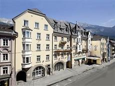 Hotel Grauer Baer Innsbruck