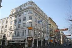 Hotel Pension Corvinus Vienna