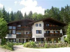 Hotel Pension Waldfrieden Fuschl am See