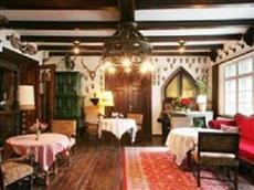 Jagdschloss Graf Recke Hotel Wald im Pinzgau