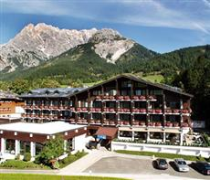 Marco Polo Alpina Familien And Sporthotel Maria Alm am Steinernen Meer