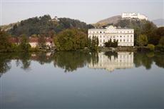 Schloss Leopoldskron Hotel Salzburg