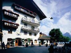Seebockenhotel Zum Weissen Hirschen St Wolfgang