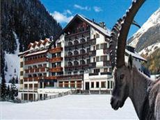 Weisseespitze Hotel Kaunertal