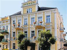 Fortuna Kurhaus Prag Hotel Frantiskovy Lazne