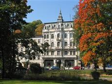 Hotel Polonia Marianske Lazne