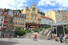 Hotel Romance Puskin Karlovy Vary