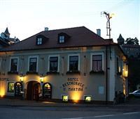 Hotel U Martina Rozmberk nad Vltavou