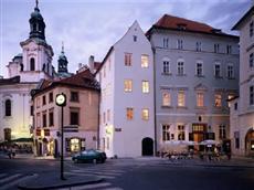 Hotel U Tri Bubnu Prague