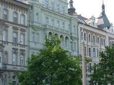 Janacek Palace Residence Prague