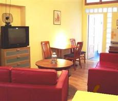 Platan Pension Prague