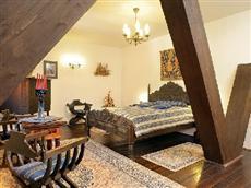 Ruze Hotel Cesky Krumlov