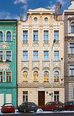 San Marco Palace Hotel Prague