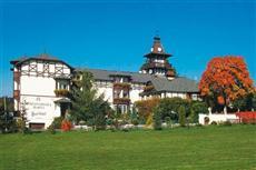 Schlosshotel Barta Sanatorium Marianske Lazne