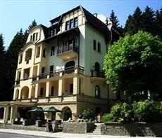 St Moritz Spa And Wellness Hotel Marianske Lazne
