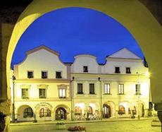Zlata Hvezda Hotel Trebon