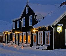 Hotel Taergesen Reydarfjordur